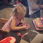Happy 3rd Birthday to our beautiful sassy firstborn